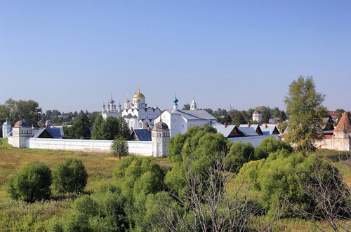 View on Suzdal Churches - photo by Alexxx Malev / flickr.com/photos/alexxx-malev/8038499278