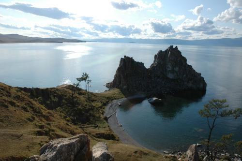 Olkhon island at Baikal lake, photo by Jason Rogers @ FlickR