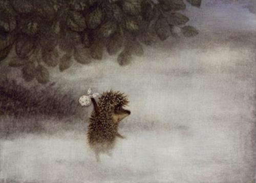 Hedgehog in the Fog - Yozhik v Tumane