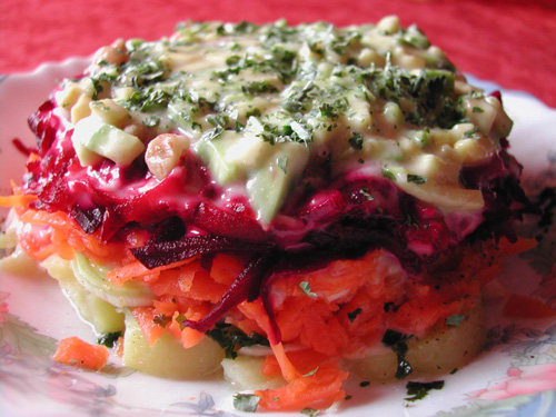 Russian appetizers recipes easy