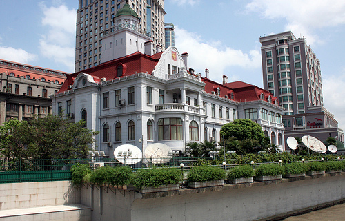 Russian consulate in Shanghai / photo by prestonrhea@FlickR