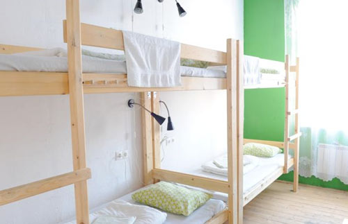 Fabrika hostel Moscow
