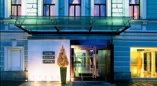 Golden Apple Boutique Hotel Moscow