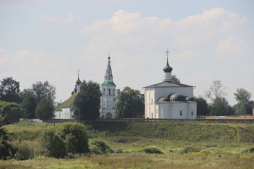 Church of Boris and Gleb, Kideksha  - photo by Ideikin via Wikimedia Commons