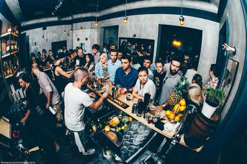 Powerhouse Club - photo from www.powerhouse.fm