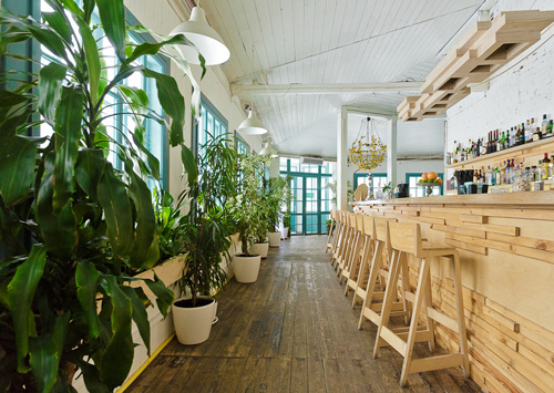 Veranda 3205 Cafe in Moscow - Veranda 32.05. Cafe Moscow - photo courtesy of the venue