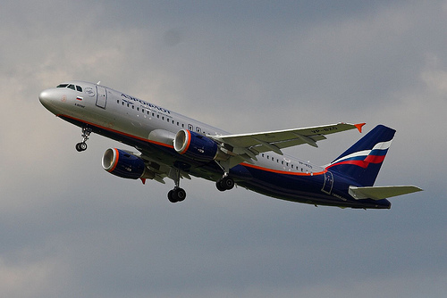 Aeroflot planes / photo by Teliko82@FlickR