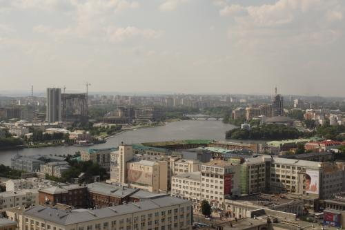 Ekaterinburg View - photo by andrijbulba @ FlickR