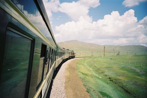 A view from the Trans-Siberian train - photo by Boccacio1 @ FlickR