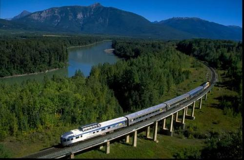 Trans-Siberian railway train, credit: transsiberianexpress.net